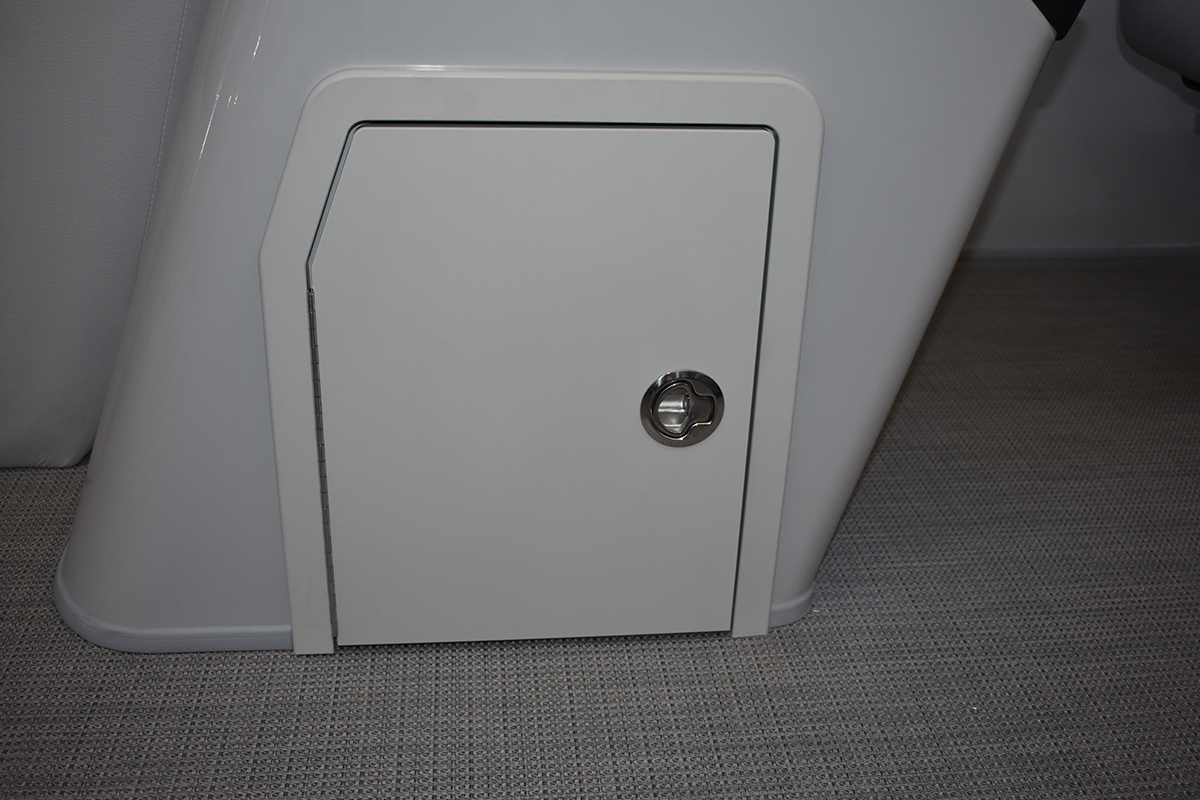 Console Door