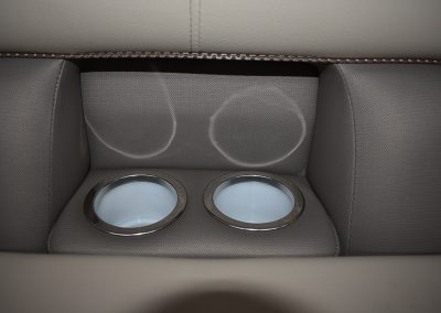 Integrated Cupholders
