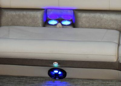 Interior Blue LED PKG