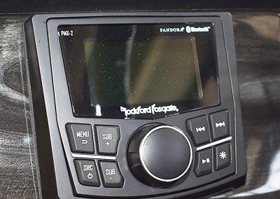 Rockford Fosgate Stereo